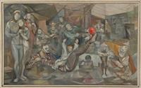 untitled 70 (at play) by john f. leonard