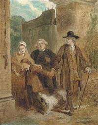 expelled by sir john gilbert