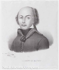 albert du bayet by jules lion