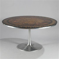 dining table (model 632) by poul cadovius and susanne fjeldsoe mygge