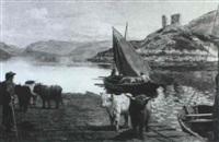 a highland ferry by bryan hook