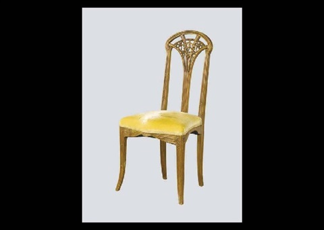 chair by louis majorelle