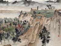 西北风光 by liu lishang