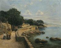 Vista da Capri, 1928