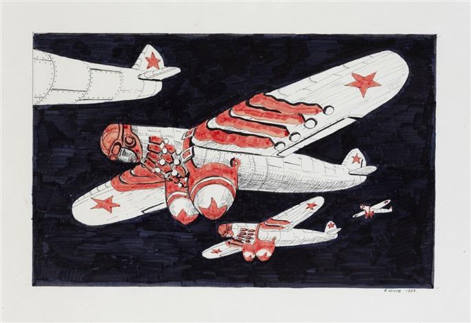 military complex no. 3 by boris orlov