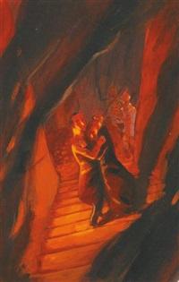 dimitri bogrov (cover) by benjamin bachelier