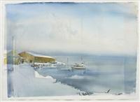 dimma svinøya by lars lerin