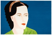 sharon by alex katz