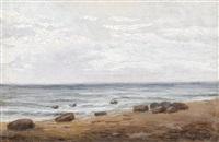 seascape by lev felixovich lagorio
