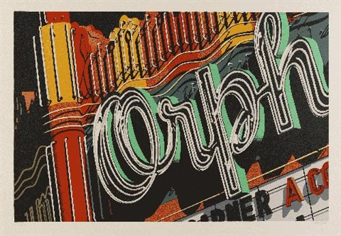 orph by robert cottingham