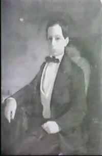 retrato de joven by ramon rodriguez