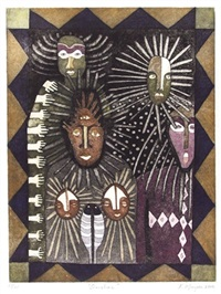 orishas by karima muyaes