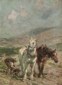 on the sussex downs by nathaniel hughes john baird