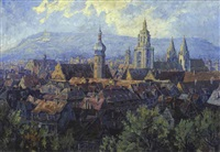 alt-heilbronn by richard herda-vogel