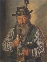 oberbayerischer bauer by h. melkus