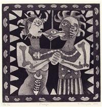 pareja - pair by karima muyaes
