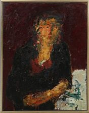 female portrait by kai lindemann