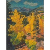 aspens by paul kauvar smith