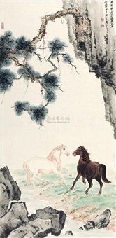horse by xu kang and xu jian