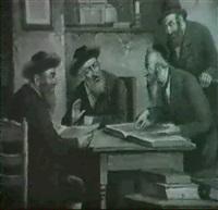 juden im streitgesprach by jan nepomucen glowacki