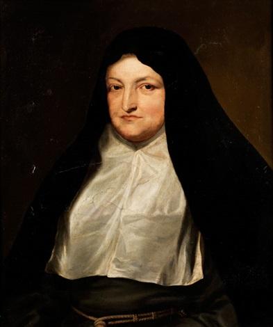 portrait der erzherzogin isabella clara eugenia von spanien als nonne by sir peter paul rubens