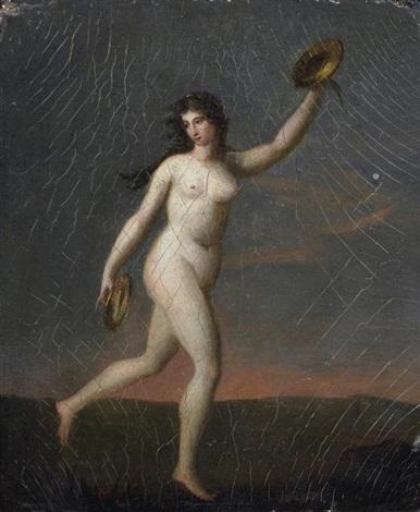 allegorische figur by carl josef alois agricola