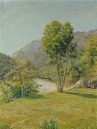 paesaggio by alberto helios gagliardo