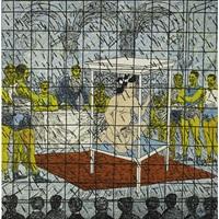 untitled (35, 129, 55, 227, 31) by jane hammond