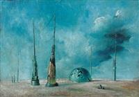 paesaggio lunare by armodio