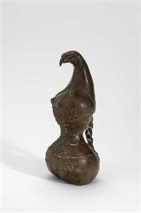 vogelfrau by gernot rumpf