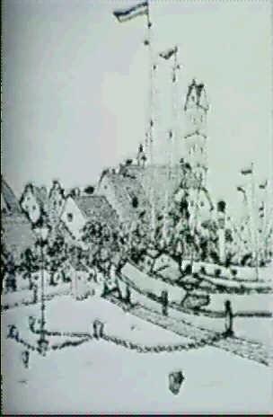 hafenstadt bachlauf ostseekuste by alexander olbricht