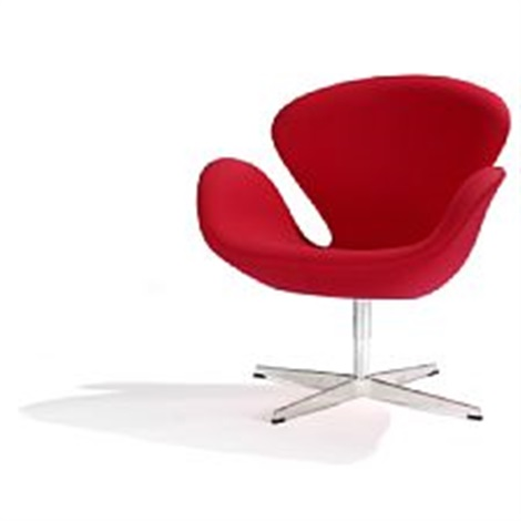 Pleasant The Swan Lounge Chair By Arne Jacobsen On Artnet Ocoug Best Dining Table And Chair Ideas Images Ocougorg