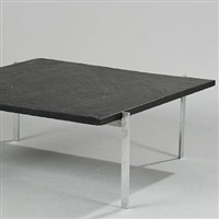 pk 61 coffee table by poul kjaerholm