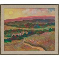 landscape by aurelio pescina