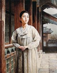 幽思 by hong zhexiong