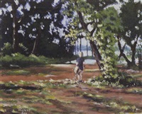ryan's fort bayou walk, ocean springs, mississippi by vernon reinike