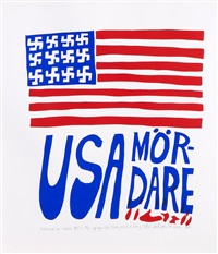 usa mördare by carl johan de geer