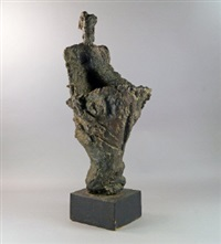 standing figure by michael ayrton