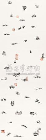 芥子园元素 by qiu zhijie
