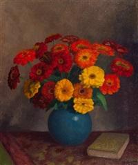 vaso di fiori by charles husslein
