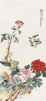 花鸟 by xu zhen