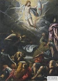 auferstehung christi by francesco bassano