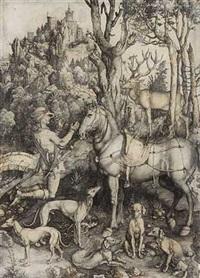 der hl. eustachius by albrecht dürer