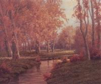 autumn by richard kruger