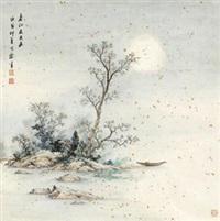 春江花月夜 by ren daqing