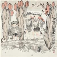 知春 by liang peilong