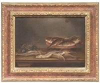 natura morta con pesci by alexander adriaenssen the elder