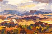 free state landscape by stefan ampenberger