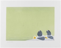 harbor by alex katz