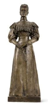 portrait of empress alexandra feodorovna by leopold bernhard bernstamm